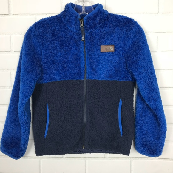 051390e8910c The North Face Sherparazo Fleece Jacket Boy Blue. M 5bcd2ca3df0307ccc9eb1bea